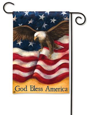 American Pride Patriotic Garden Flag