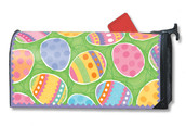 Easter Egg Hunt Mailwraps Magnetic Mailbox Cover