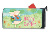 Easter Morning Mailwraps Magnetic Mailbox Cover