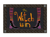 Witch Is In Doormat by MatMates