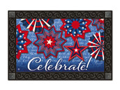 Celebrate America Doormat by MatMates