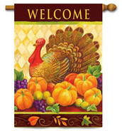 Thanksgiving Flag by Toland Flags