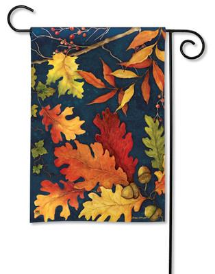 Fall Foliage Garden Flag