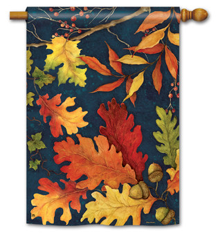 Fall Foliage Standard Flag