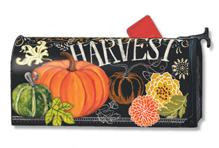 Harvest Mailwraps Magnetic Mailbox Cover