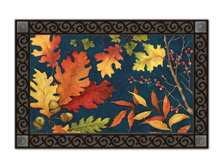 Fall Foliage MatMates Doormat