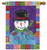 Patchwork Snowman by Toland