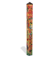Love Garden 6' Art Pole - Includes Shipping
