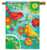Colorful Flag Trends decorative outdoor house flag