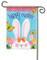 Bunny Ears Easter Garden Flag by Flag Trends