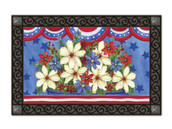 American Beauty Doormat by MatMates