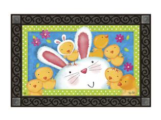Easter MatMates Door Mat