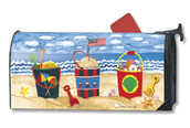 Shining Sea Mailwraps Magnetic Mailbox Cover