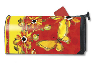 Butterfly Mailwraps Mailbox Cover