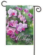 "Happy Mother's Day Flag 12.5"" x 18"""
