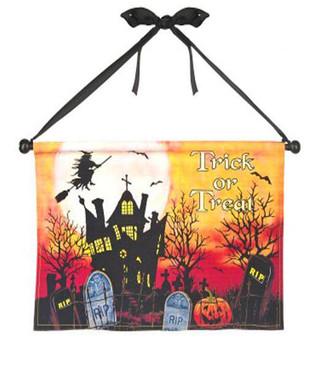 Halloween Door Banner