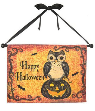 Halloween Door Banner