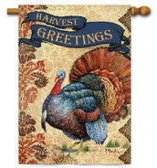 Thanksgiving house flag by Toland