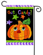 Halloween garden flag by Toland