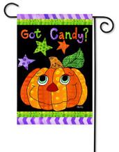 Halloween garden flag by Toland