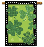 St. Pat's house flag by Premier