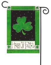 St. Pat's Garden Flag