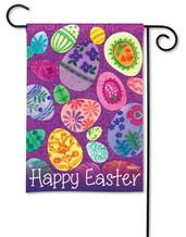 BreezeArt Easter Garden Flag