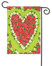 Toland Valentine Garden Flag