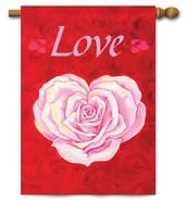 Toland Valentine House Flag