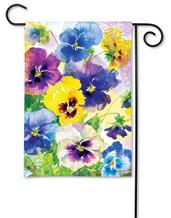 BreezeArt Spring Garden Flag