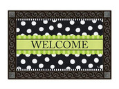 MatMates Welcome Doormat - Tray sold separately