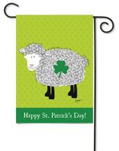 Toland St. Patrick's Day Garden Flag