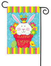 Toland Easter Garden Flag