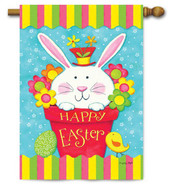 Toland Easter House Flag