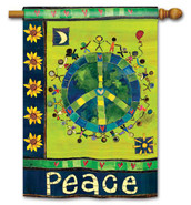BreezeArt Peace Flag
