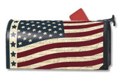 LARGE Patriotic Mailbox Cover