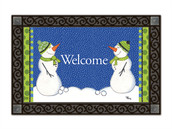 Winter Frolic Doormat