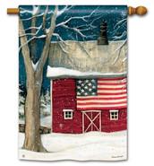 BreezeArt House Flag