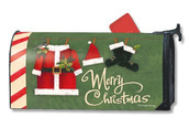 Christmas Mailwraps mailbox cover