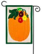 Fall garden flag