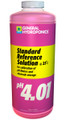 GENERAL HYDROPONICS - PH4.01 REFERENCE SOLUTION 1 QT