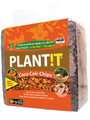 PLANT!T - ORGANIC COCO BRICK PLANTING CHIPS 2 CU FT
