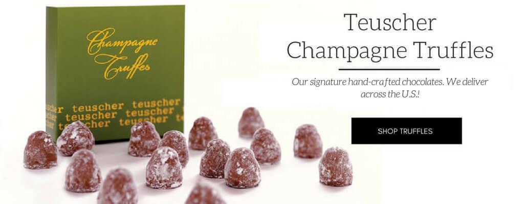 champagne truffles