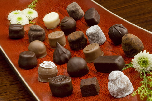 Chocolate Guide | Teuscher Chocolates Chicago