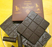 New! Dark Chocolate THINS