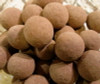 Hazelnuts covered in Chocolate