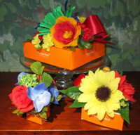 Flower Gift Box (4, 6, 9, 16 pcs)