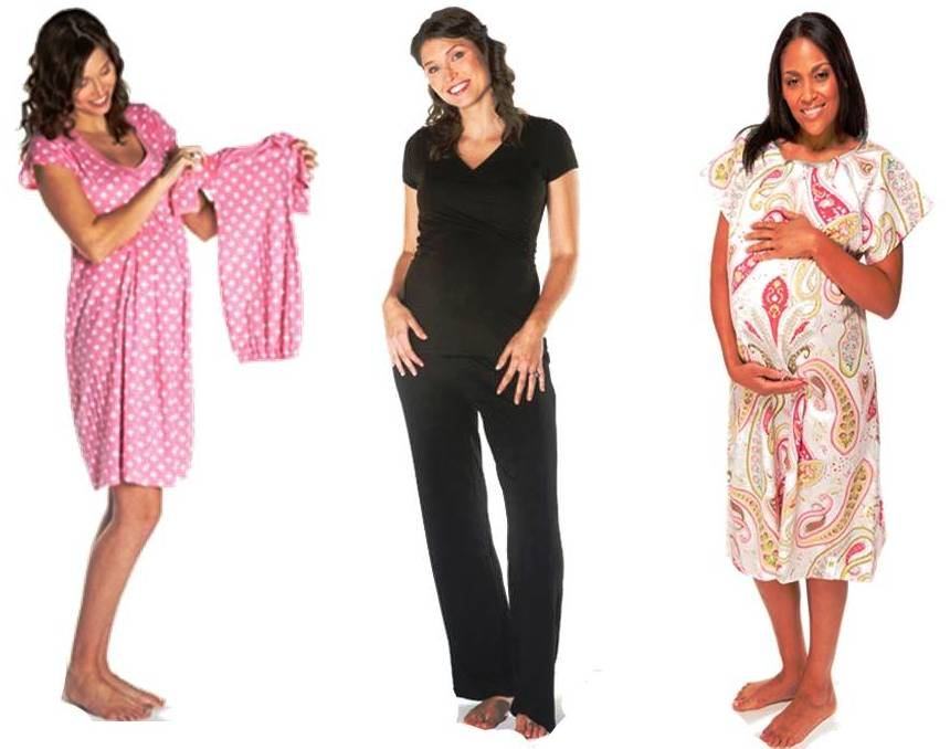 Maternity Wear | Belly Band | Hospital Gown - My Pure Delivery