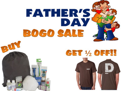 Dad Hospital Labor Bag Father's Day Sale