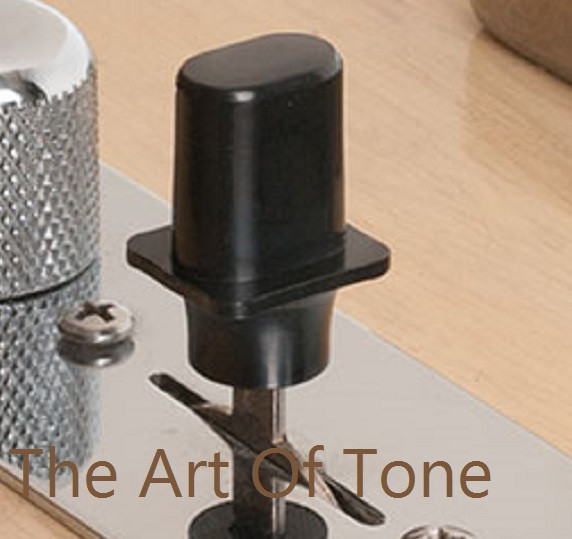 Switch TIp for Fender Tele Blade Switch - Black  The Art Of Tone